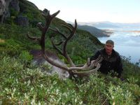 Reindeer hunting in Greenland